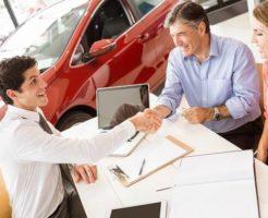 車を安く購入できた画像